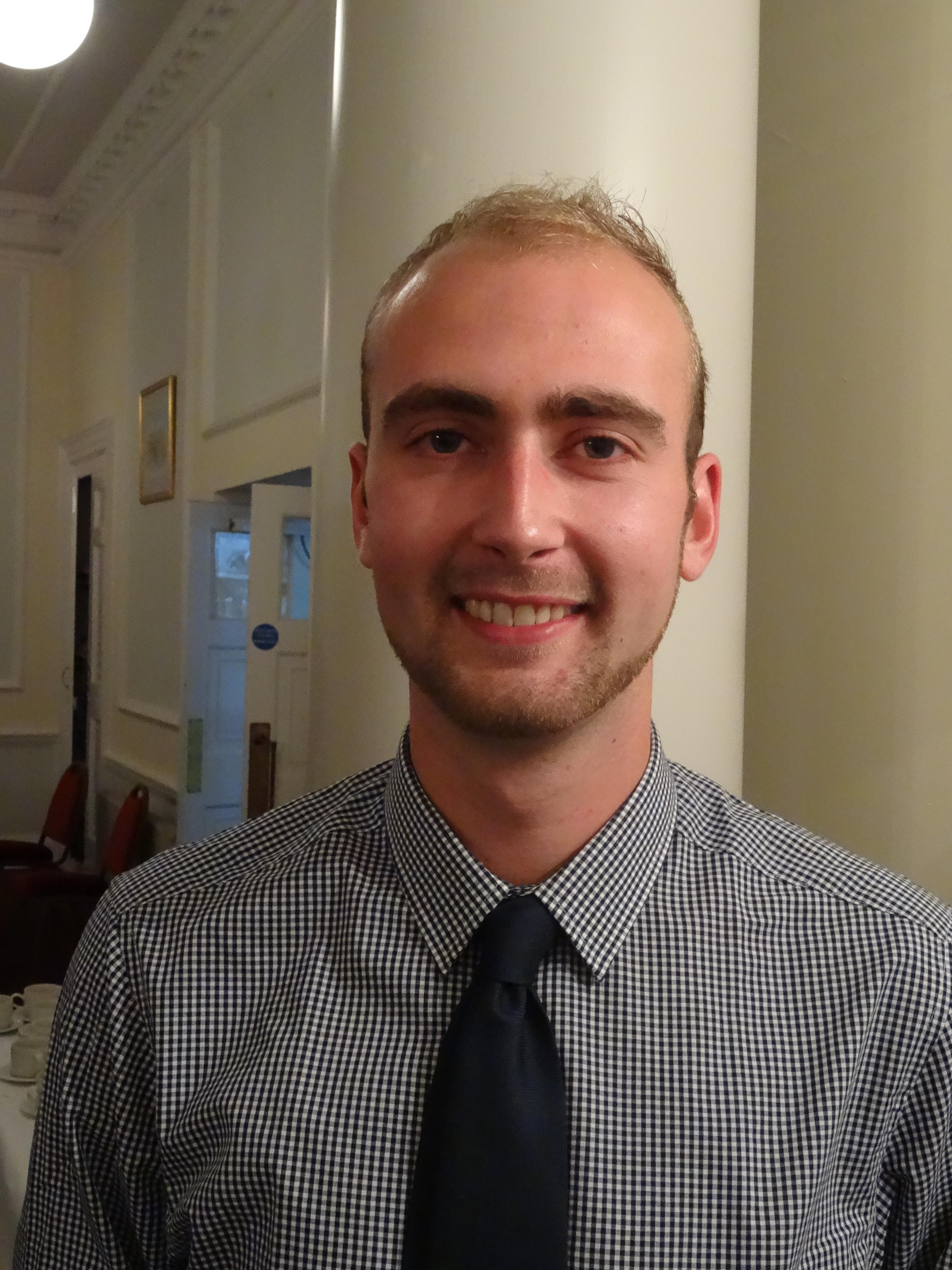 Matthew Frampton