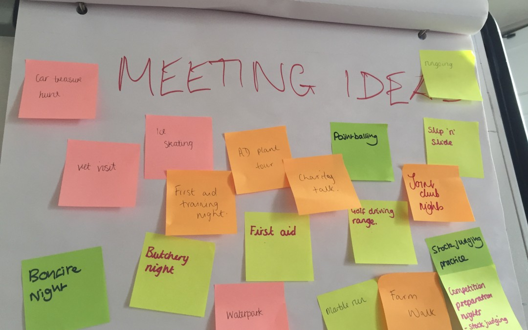 meeting ideas