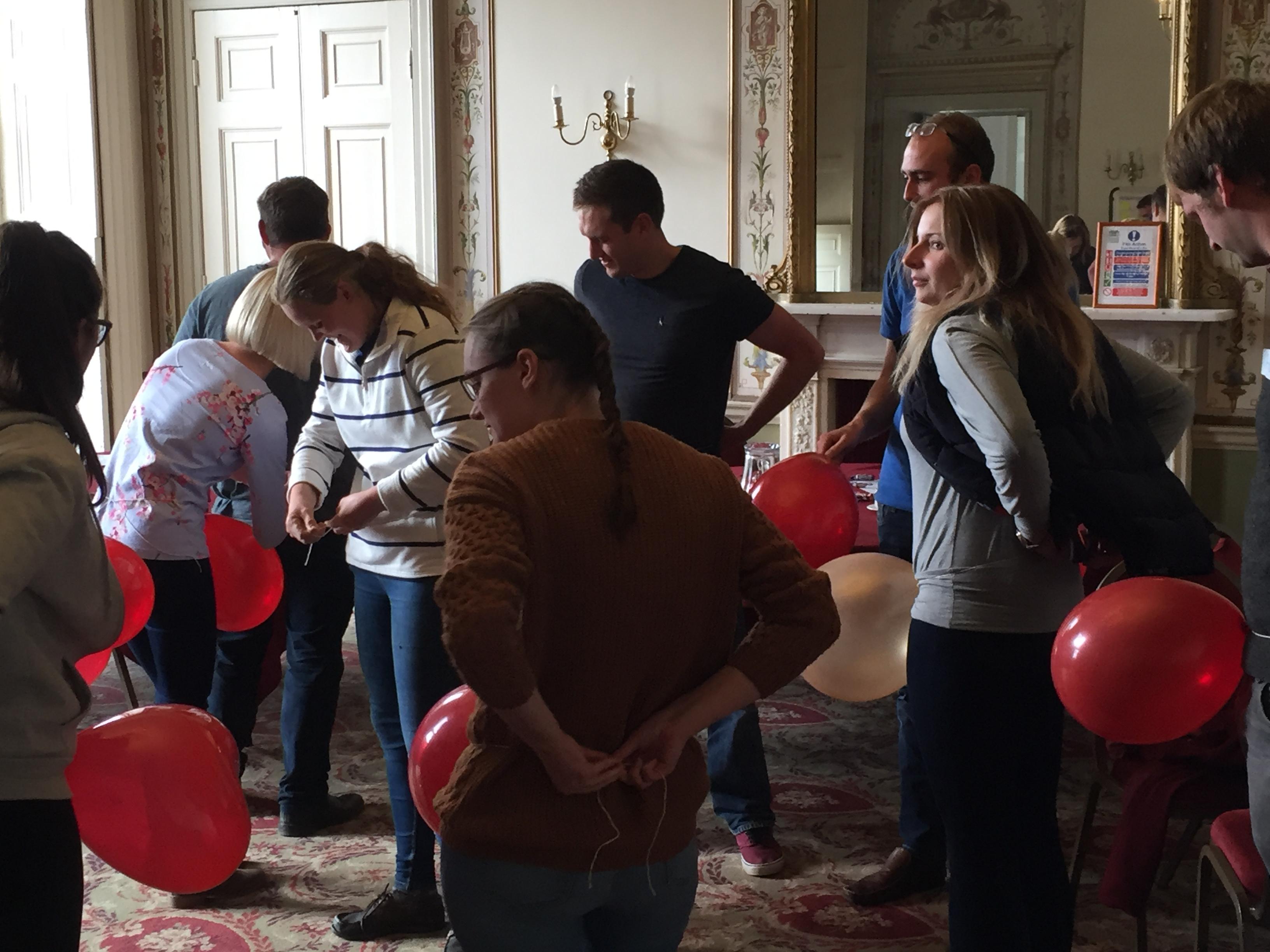 Balloon Fun Training