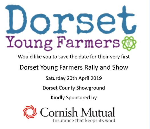 Dorset YFC Rally and Show Save the date