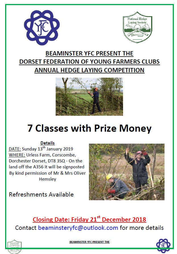 Hedgelaying Competition 2019